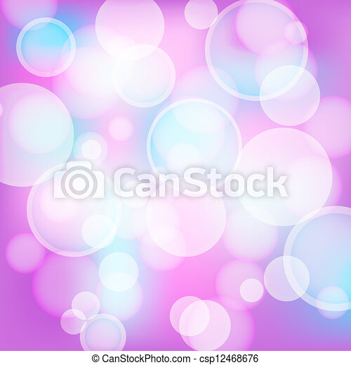 abstract pink background with light effects - csp12468676