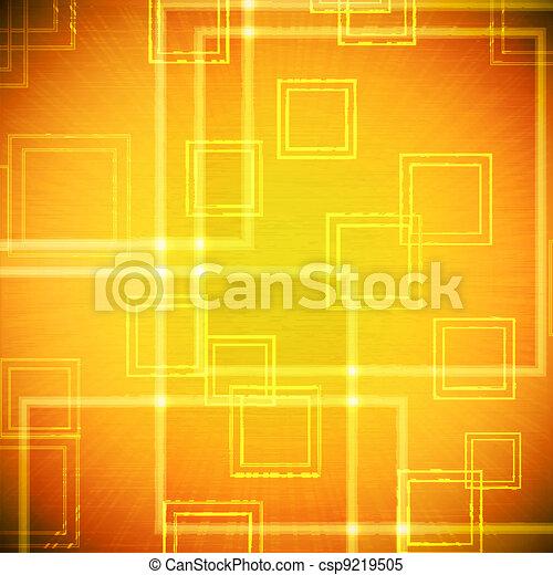 abstract, pleinen, achtergrond - csp9219505