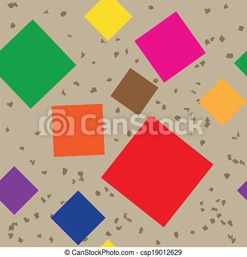 abstract, pleinen, achtergrond - csp19012629