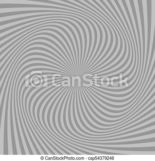Abstract psychedelic spiral pattern background - csp54379246