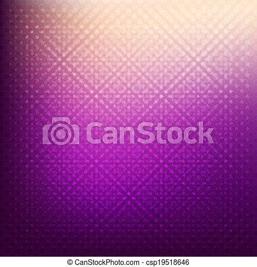 Abstract Purple Background - csp19518646