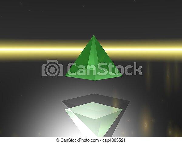 Abstract - Pyramid - csp4305521