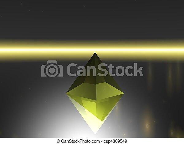 Abstract - Pyramid - csp4309549