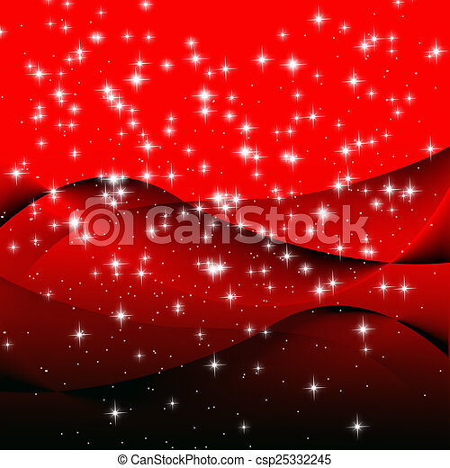 abstract red background - csp25332245