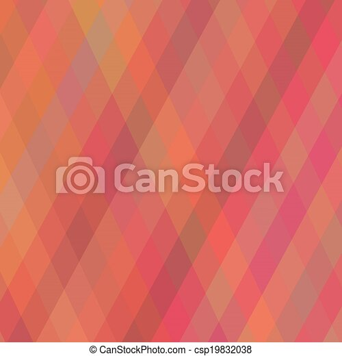 abstract red background - csp19832038