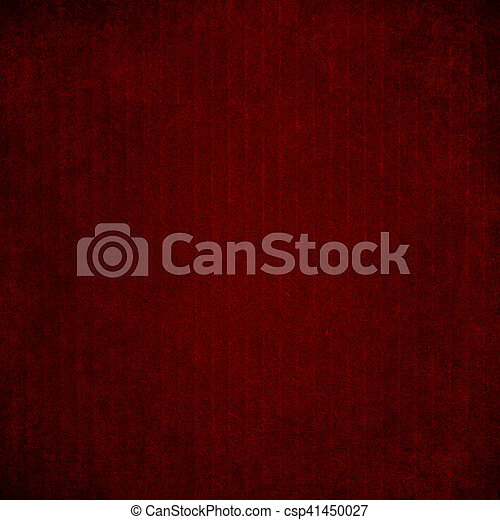 abstract red background - csp41450027