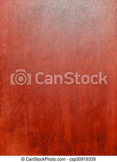 abstract red background - csp30919339