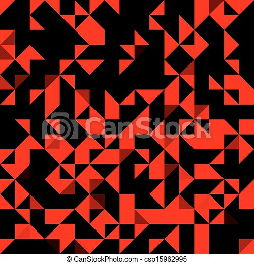 Abstract Red Bright Background - csp15962995