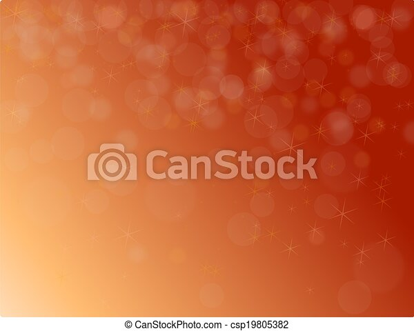 Abstract red christmas background - csp19805382