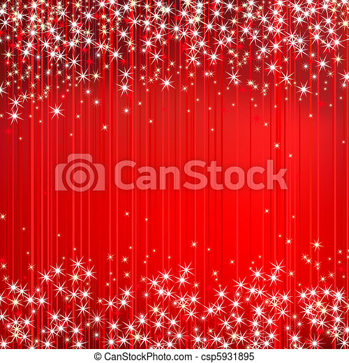 Abstract red vector background with - csp5931895