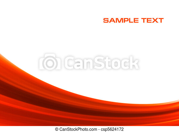 abstract red wave background rh canstockphoto com Red Rope Clip Art Red Wave Border