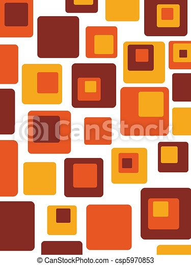 Abstract retro - csp5970853