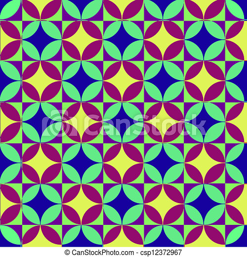 abstract retro - csp12372967