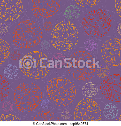Abstract seamless background - csp9840574