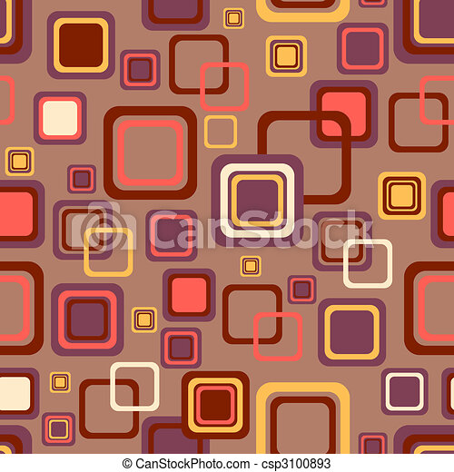 Abstract seamless background (vector) - csp3100893