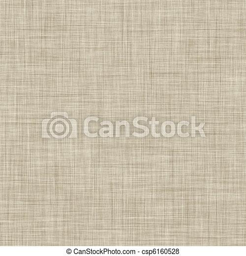 abstract seamless linen texture - csp6160528