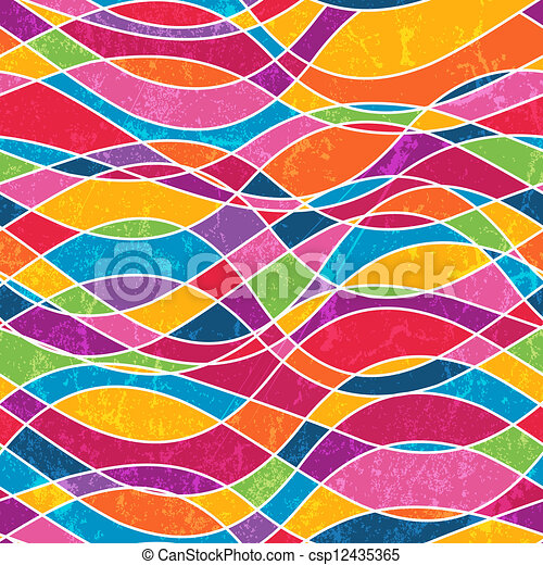 Abstract seamless pattern - csp12435365