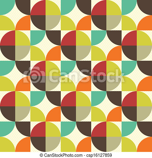 abstract seamless pattern - csp16127859