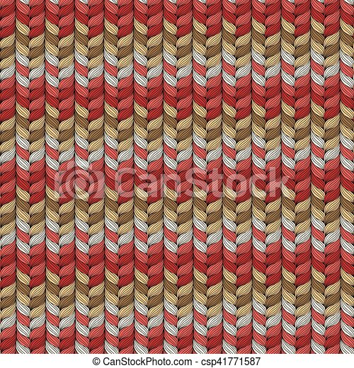 Abstract seamless pattern - csp41771587