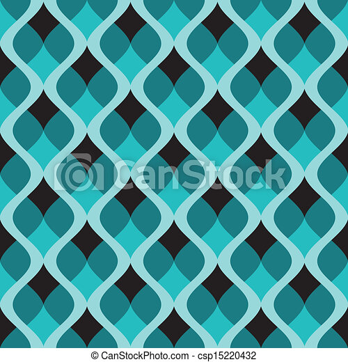 abstract seamless pattern - csp15220432