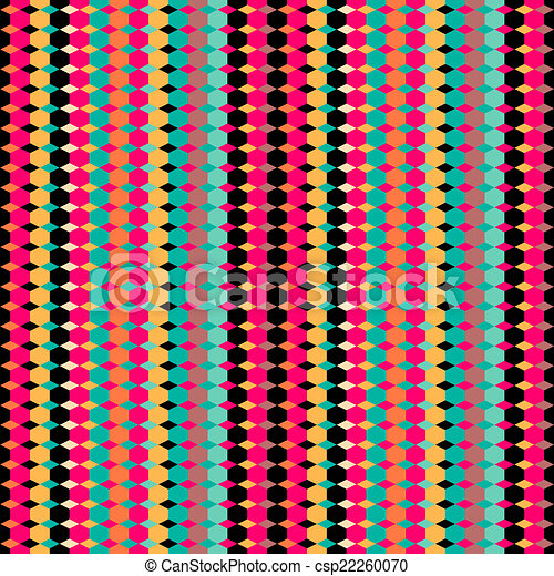 Abstract seamless vector background - csp22260070