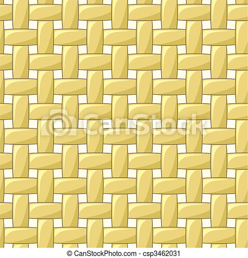 Abstract seamless weaving pattern - csp3462031