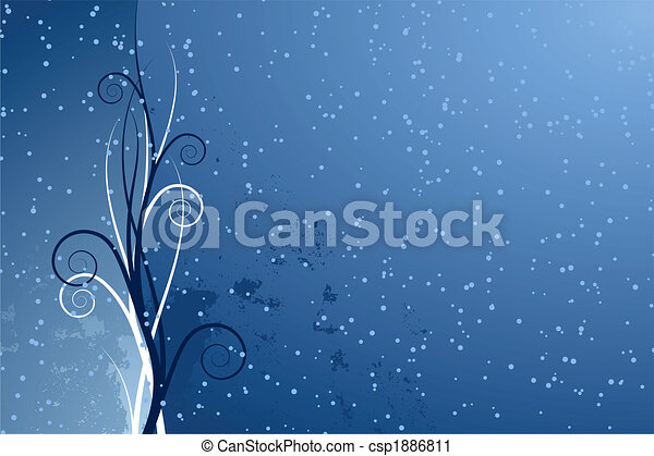 Abstract seasonal background - csp1886811