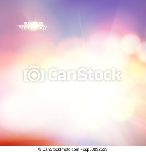 Abstract shining space futuristic background - csp50832523
