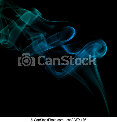 abstract smoke background - csp32374176