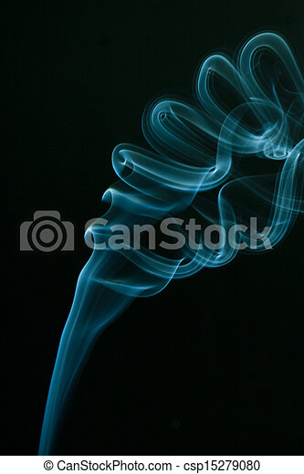 Abstract smoke background - csp15279080