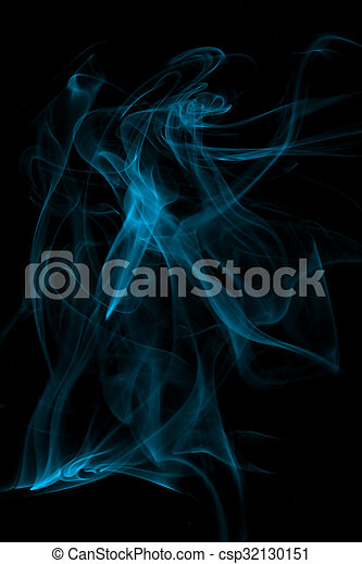 abstract smoke background - csp32130151