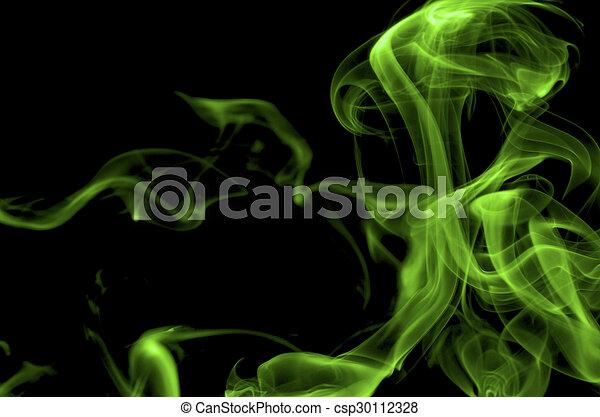 Abstract Smoke - csp30112328