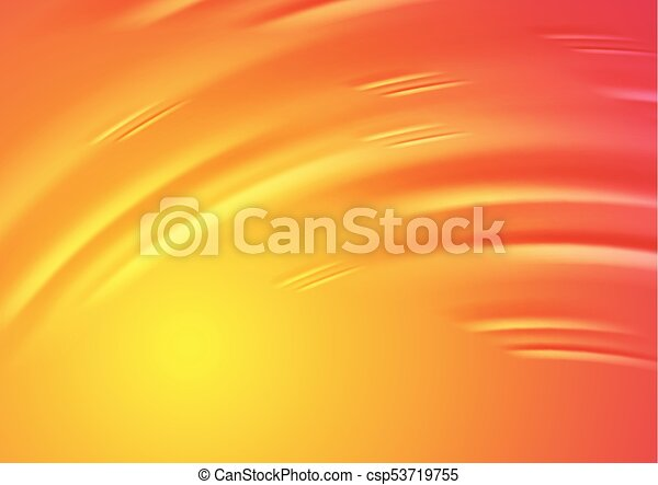 Drawing Smooth Curved Lines In Photo : Abstract smooth curved waves background