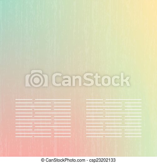 Abstract soft  banners set. Purple, green, blue, yellow, pink pastel colorful background. - csp23202133