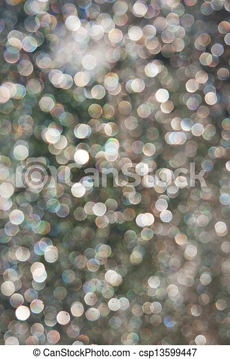 Abstract sparkling background - csp13599447