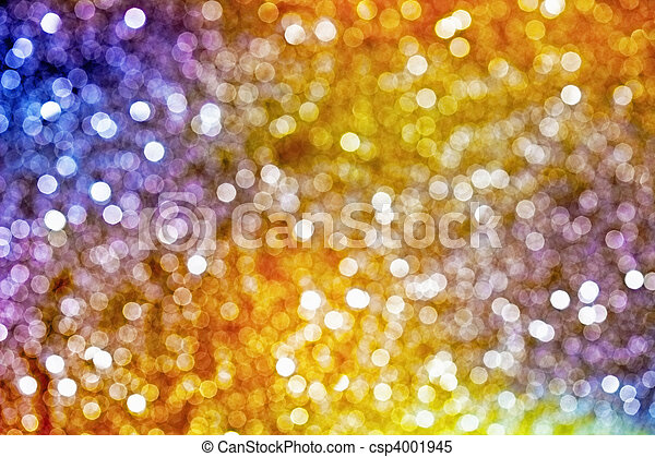 Abstract sparkling color background - csp4001945