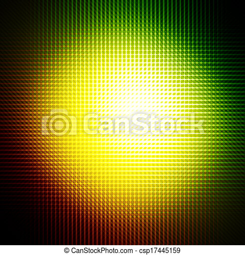 Abstract sphere light background  - csp17445159