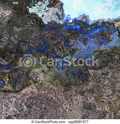 Abstract splash - csp28881977