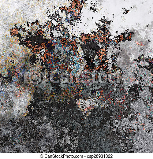 Abstract splash - csp28931322