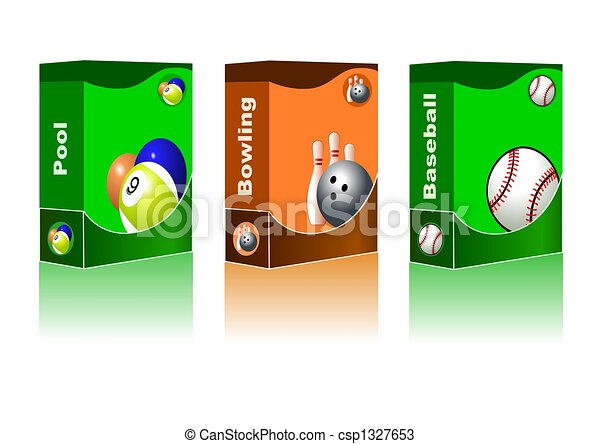 Abstract sport background - csp1327653