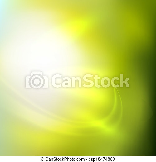 Abstract spring background - csp18474860