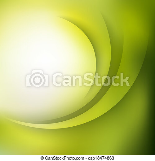 Abstract spring background - csp18474863