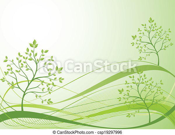Abstract spring background - csp19297996
