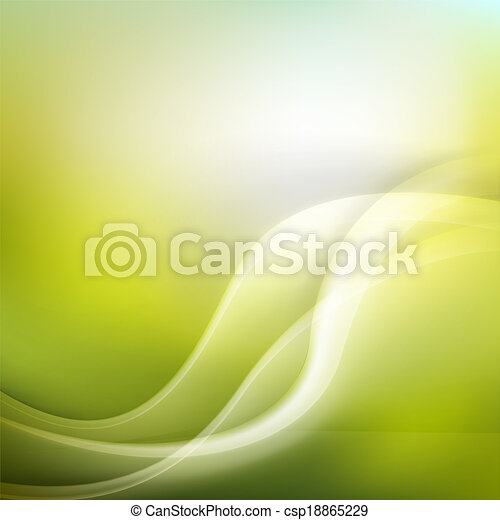 Abstract spring background - csp18865229