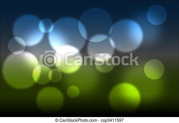 Abstract spring theme - csp3411597
