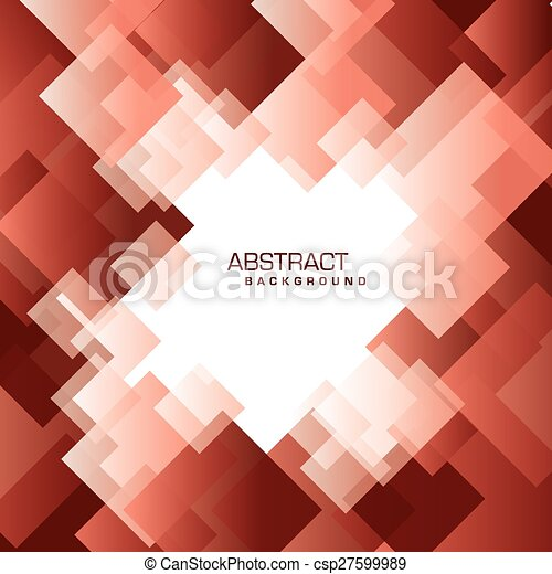 abstract, squares., achtergrond - csp27599989