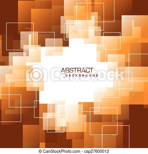 abstract, squares., achtergrond - csp27600012