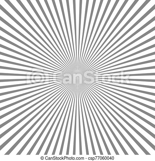 Abstract sun rays vector background - csp77060040