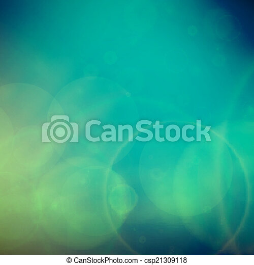 Abstract Sunset on sky with lenses flare. - csp21309118