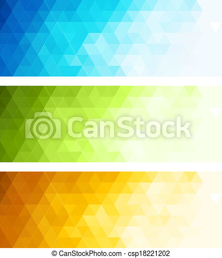 Abstract technology background in color - csp18221202